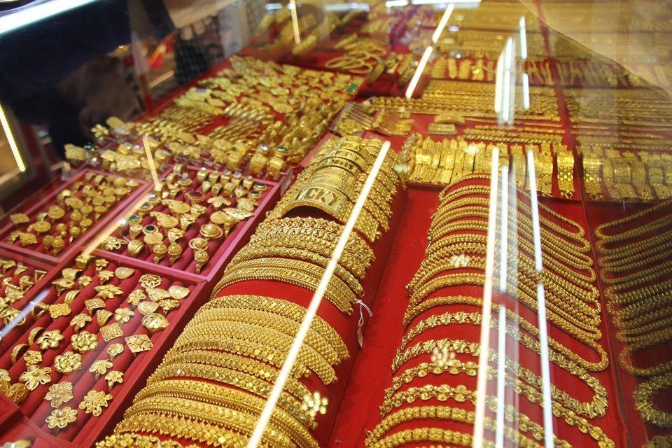 Tiệm vàng Thành Đạt với nhiều sản phẩm tinh tế, chất lượng