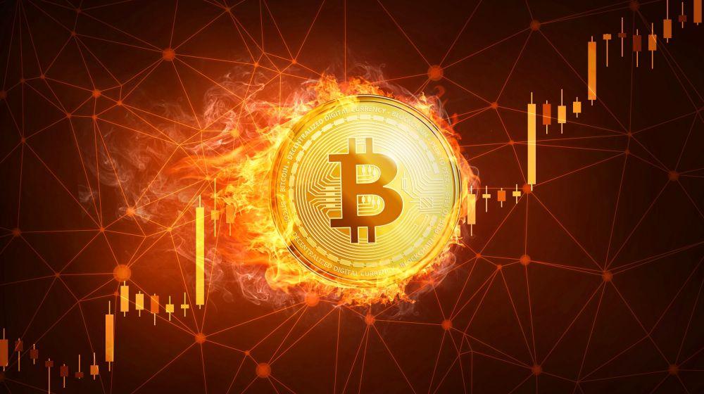 Tiền ảo hôm nay 7/10: Thị trường chìm trong biển lửa