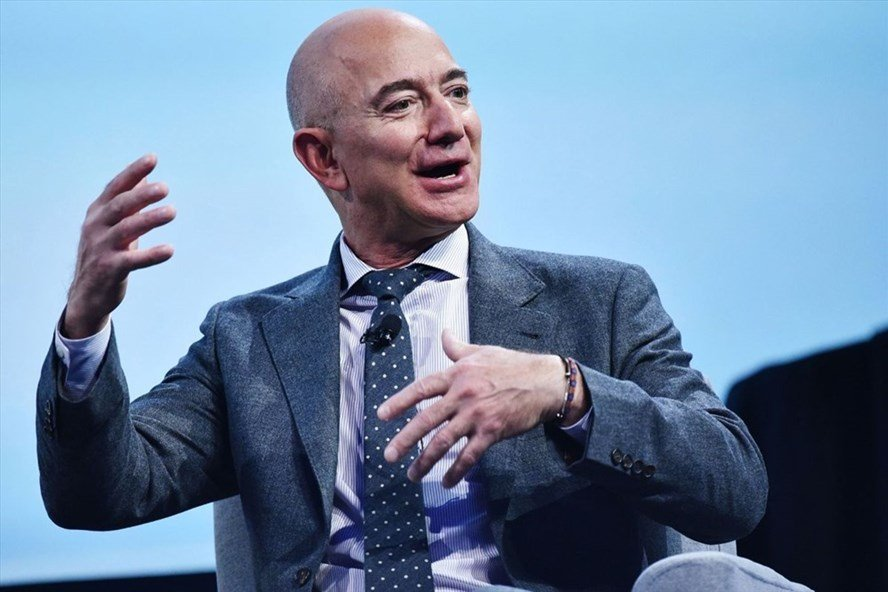 Tỷ Phú Jeff Bezos - CEO Amazon