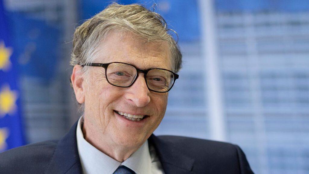 Tỷ phú Bill Gates - Người đồng sáng lập tập đoàn Microsoft