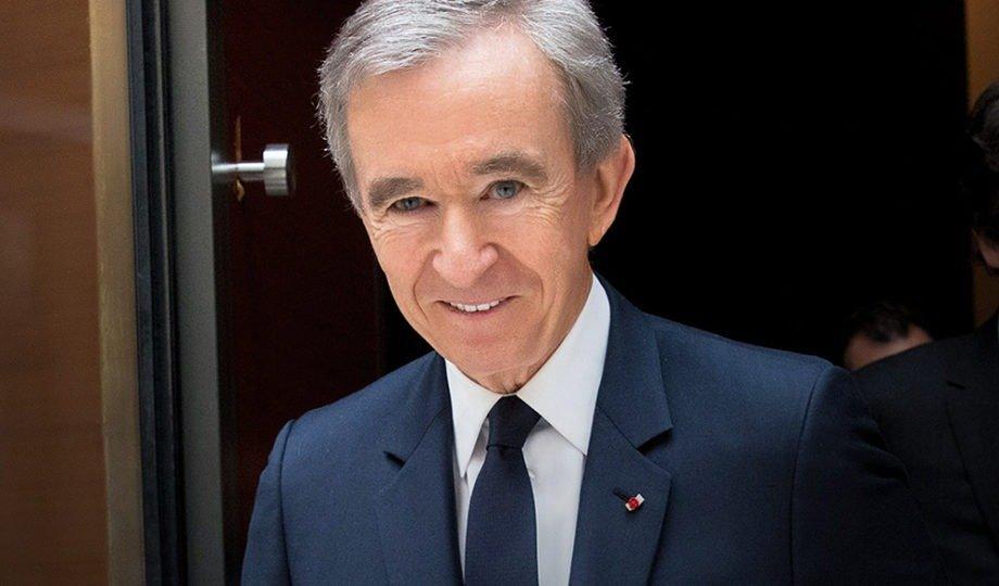 Tỷ phú Bernard Arnault - Ông trùm tỷ đô của thương hiệu đắt đỏ nhất thế giới
