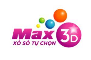 Kết Quả Xổ Số MAX 3D Hôm Nay
