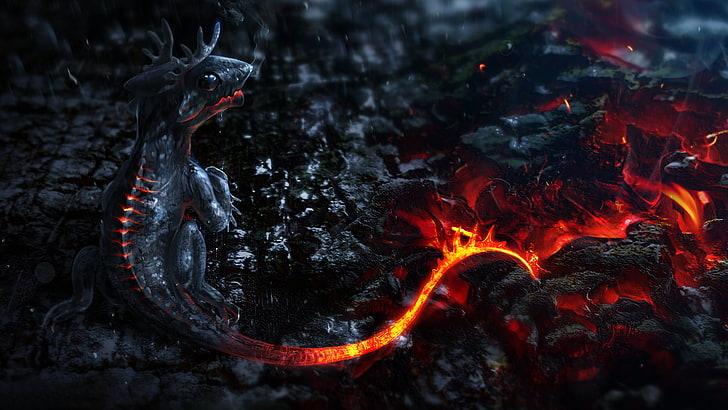 Nằm mơ thấy bản thân đẻ ra rồng