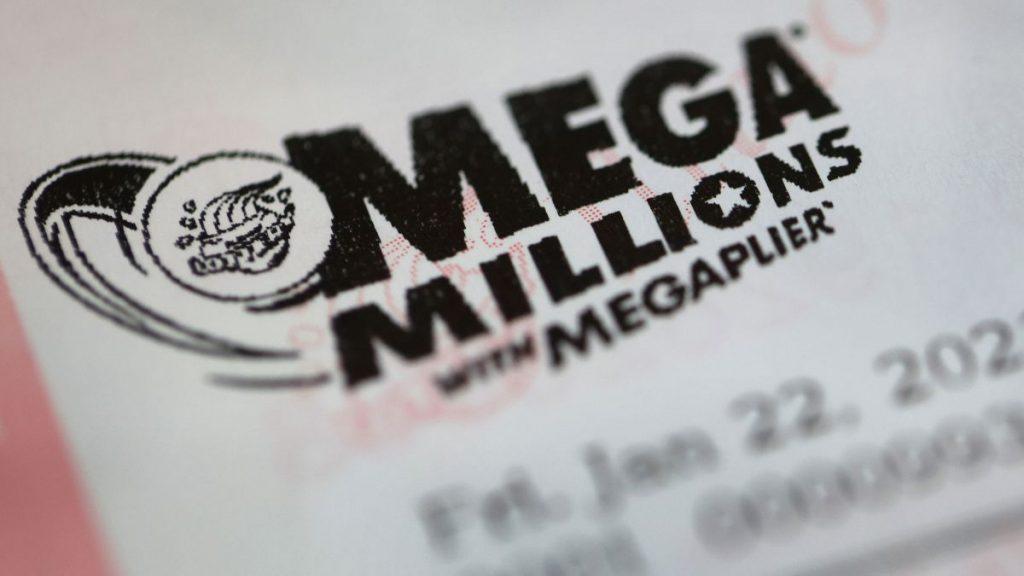 Vé số Mega Millions