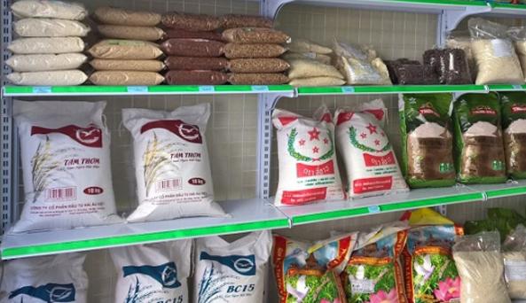 200 triệu đầu tư mở đại lý gạo