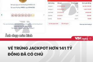 vietlott jackpot 140 tỷ đã có chủ