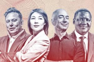 Những tỷ phú giàu có nhất hành tinh năm 2021